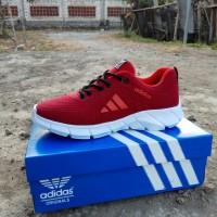 Sepatu Sport Casual Adidas Running Pria