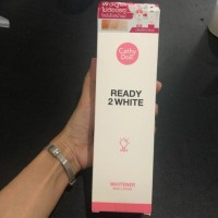 [TERLARIS] [ORIGINAL] CATHY DOLL READY 2 WHITE LOTION WHITENER LOTION