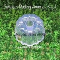 Cetakan Puding America Uk. Kecil/Cetakan Bolu Kukus/Cetakan Agar Jelly