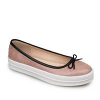 Symbolize Yusi Sneakers - Merah muda
