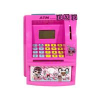 Mainan Edukasi Anak - Celengan ATM Mini Happy Bank LOL Surprise Bahasa