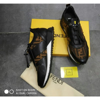 Shoes Sepatu Branded Sneakers F3NDI - Miror Cloning Import Exclusive
