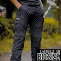 celana gunung celana sambung size besar bahan quick dry avaress 3XL