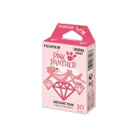 Refill Instax Paper Pink Panther Mini Roll Film Instant - 10 Sheets
