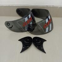 kaca helm Fullface BMC star Blade 200 INK MDS GM TRX-R Fullface Honda