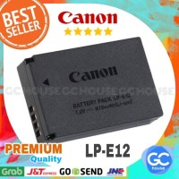 Baterai Canon LP-E12 Battery LPE12 Camera Eos M M2 M10 M50 M100 100D