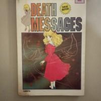 komik death messages serial misteri