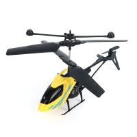 Helikopter Aircraft RC Mini 2CH Remote Control 901 Radio LED- MNKG