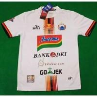 jersey replika persija jakarta away (putih) liga 1