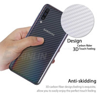 SAMSUNG GALAXY M21 M215 GARSKIN HYDROGEL CARBON ANTI GORES BACK 3D