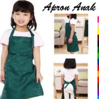 HOT SALE Apron Anak Best Quality Premium Terjarmin