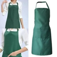 HOT SALE Apron Hijau Starbucks Full Best Quality Low Price Terjarmin