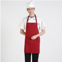 HOT SALE Apron Celemek Dewasa Set Topi Chef Koki Murah Best Quality