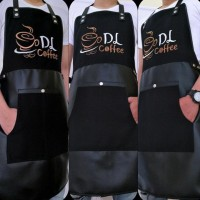 HOT SALE Apron/celemek kanvas dan high quality syntetic Terjarmin