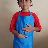 HOT SALE Topi Koki / Topi Chef Anak Set Apron Anak Best Quality