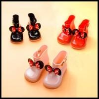 Koleksi Terbaru Rain Boots Sepatu Boots Anti Hujan Anak Mini Melissa