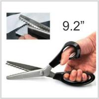 Gunting Zig Zag 9.2 inch