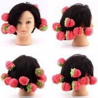 strawberry spon pengikal rambut