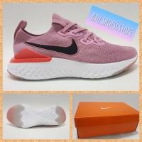Sepatu sneakers wanita Nike Epic React 2.0 Pink Premium Quaity