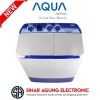 Mesin Cuci AQUA QW-881 XT / QW881 XT,New Mode Hijab Series