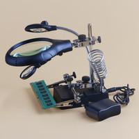 1 SET alat toolkit holder solder tool kit lengkap cocok perbaiki HP