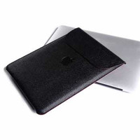 Soft Cover Kulit Sleeve Case Laptop 13 inch / Tablet / iPad / Macbook