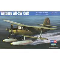 pesawat Antonov An-2W Colt 1/48 model kit hobby boss