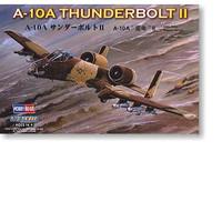 pesawat A-10 Thunderbolt II 1/72 Model Kit Hobby Boss