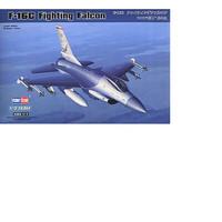 pesawat F-16C Fighting Falcon 1/72 Model Kit Hobby Boss