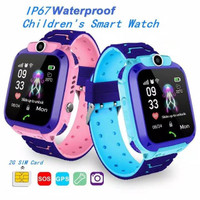 Smartwatch GPS Jam Tangan Anak Waterproof ANTI HILANG BABY CARE