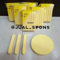 Grosir Spons Facial/Sponge Facial/Spons Kentang/Spons Make Up