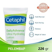 Cetaphil Daily Advance Ultra Hydrating Lotion - Face & Body 226 gram
