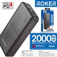 Pb Roker Storm PD + QC 20000MAH