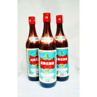 Arak masak brand PAGODA 640 ml Shao Hsing Hua Tiao Chiew