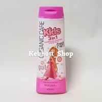Organic Care Kids 3 in 1 Conditioning shampoo & body wash berry bliss