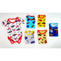Jumper Baby karakter Spandec Cotton