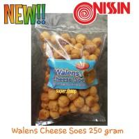 Walens Soes Keju Walens Cheese Soes snack cemilan kiloan soes kering
