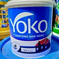 Cat Genteng YOKO 4 KG Ready Mix Gosend Only