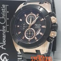 jam tangan pria Alexandre christie original AC 6226 MC