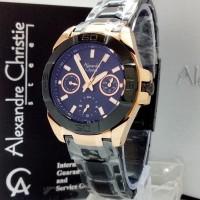 jam tangan wanita Alexandre christie original AC 6224 BF