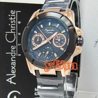 jam tangan wanita Alexandre christie original AC 6226 BF