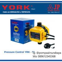 YORK AUTOMATIC PRESSURE CONTROL YRK-01