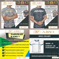 Tshirt T-shirt Baju Pria Kaos 100% Original Katun Premium WRANGLER