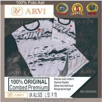 Tshirt T-shirt Baju Pria Kaos 100% Original Katun Premium NIKE