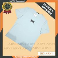 Baju Kaos Pria Spandek Spandex Premium X-Style