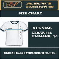 Tshirt T-shirt Baju Pria Kaos 100% Original Katun Premium Spyderbilt