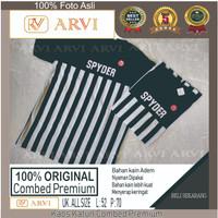 Tshirt T-shirt Baju Pria Kaos 100% Original Katun Premium Spyder