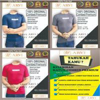 Tshirt T-shirt Baju Pria Kaos 100% Original Katun Premium CONVERSE