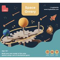 Mainan Edukasi Anak - Space Orrery