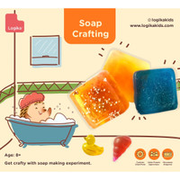Mainan Edukasi Anak - Soap Crafting
